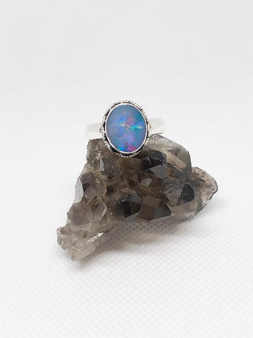 Australian Opal ring size 9