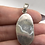 Thumbnail: Sterling Silver Mexican Amber Pendant