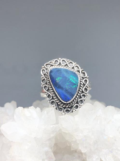 Australian Opal ring size 8