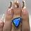 Thumbnail: Sterling Silver Labradorite Ring Size 7