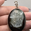 Thumbnail: Sterling Silver Druzy Agate Pendant