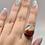 Thumbnail: Montana Agate Ring size-9