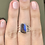 Thumbnail: Sterling Silver Australian Boulder Opal Ring Size 6.5