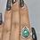 Thumbnail: Malachite ring size 8.5