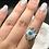 Thumbnail: Sterling Silver K2 Jasper Ring Size 7