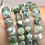 Thumbnail: Moss Agate Beaded Bracelet