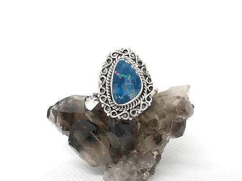 Australian Opal ring size 8.5
