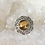 Thumbnail: Sterling Silver Tigers Eye Ring Size 10
