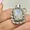Thumbnail: Sterling Silver Moonstone Pendant