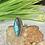Thumbnail: Labradorite ring size 7