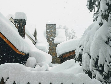our most snowy winter