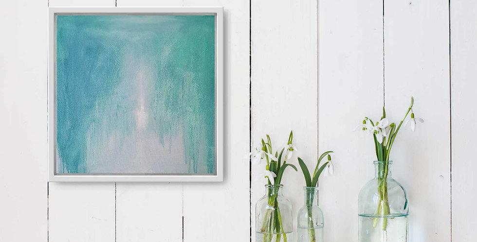 Cristallina (framed)