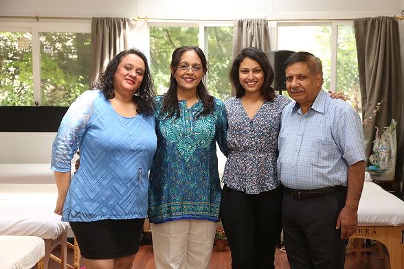 contemporary rehabilitation services team