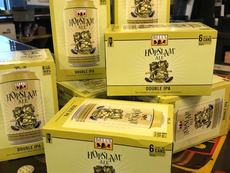 Hopslam is Here!