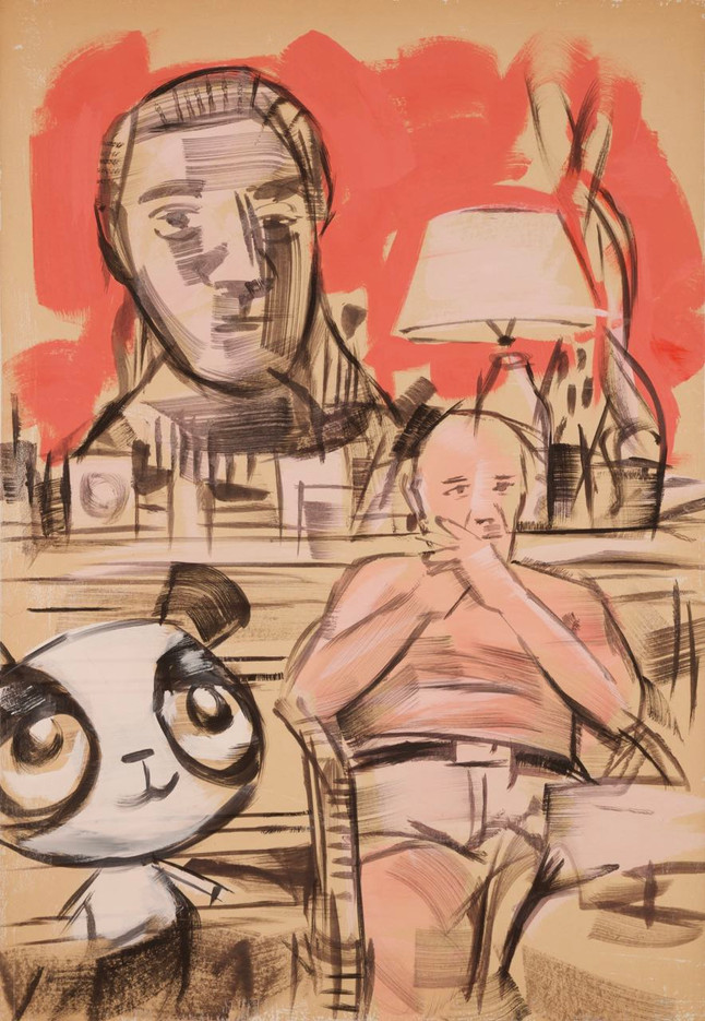 Picasso and Friends