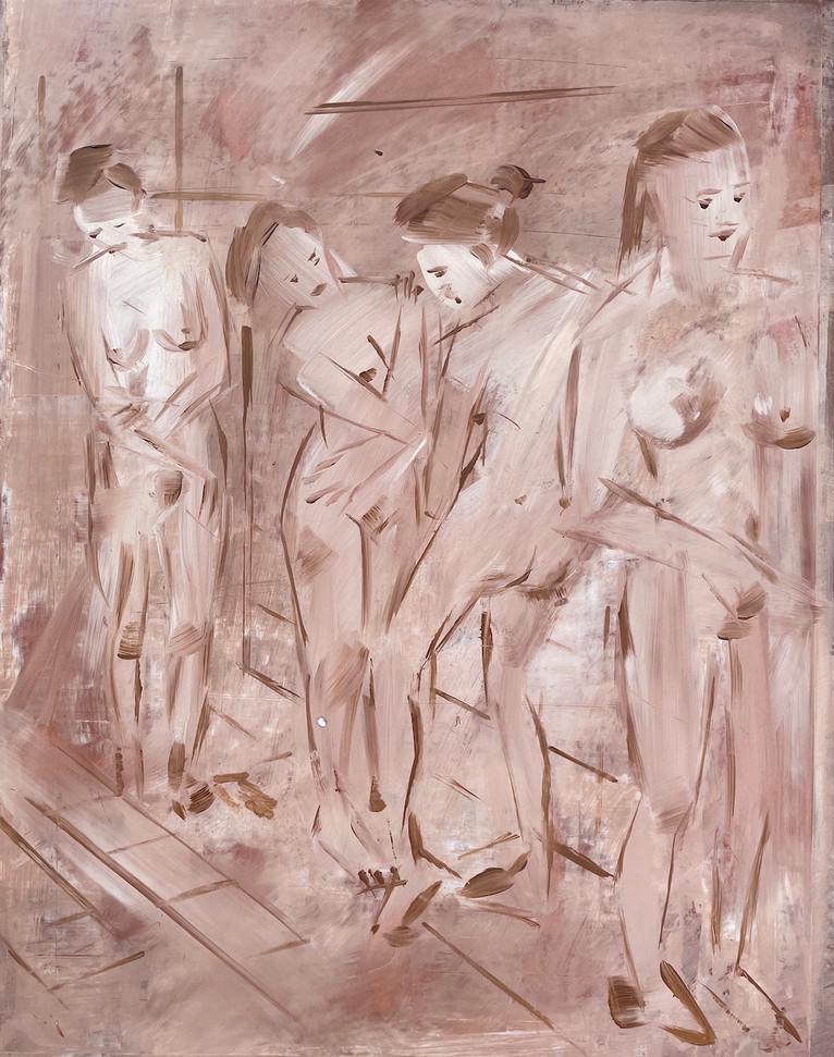 four bathers  60 x 46cm.jpeg