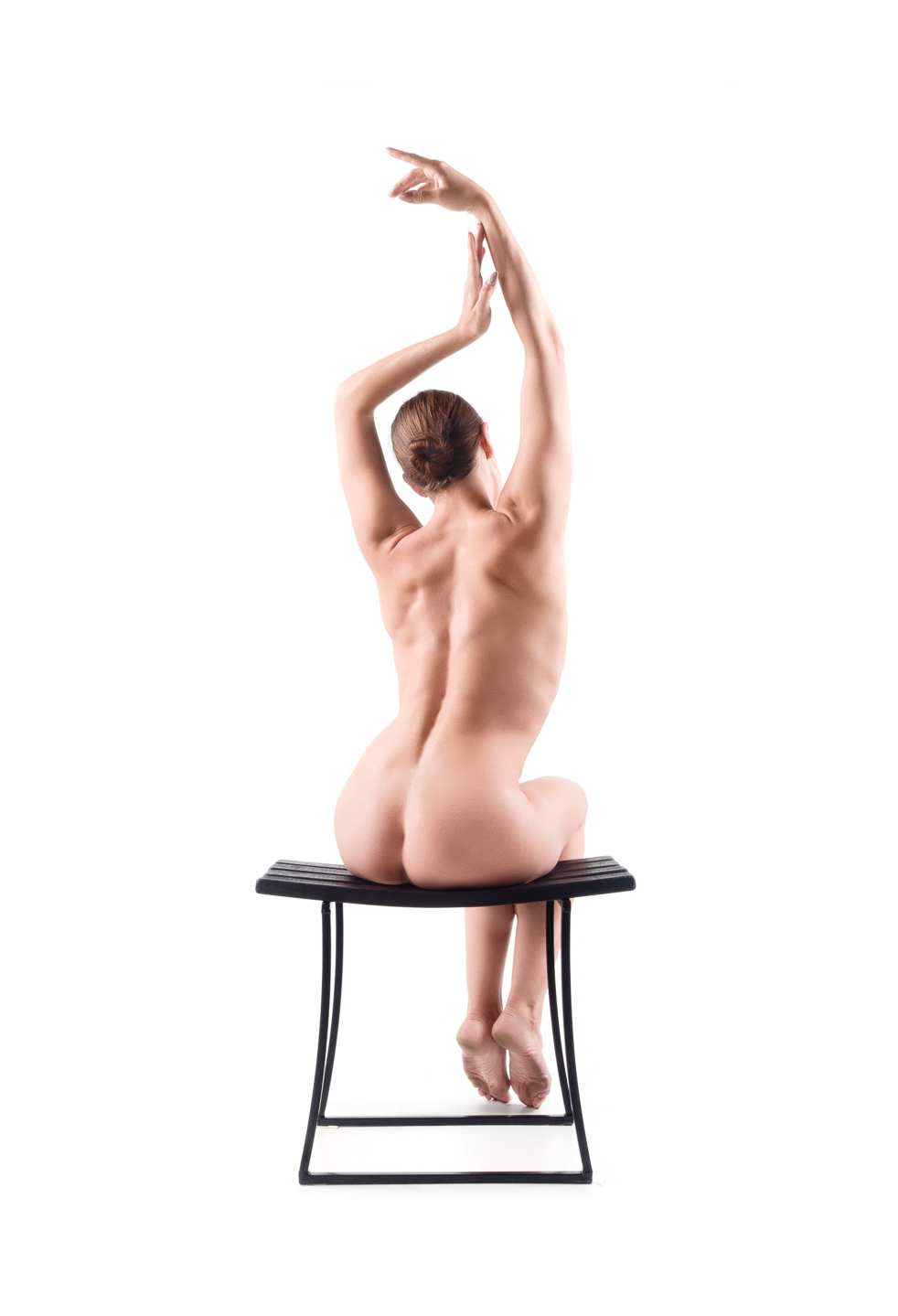 The Torii Curve Stool