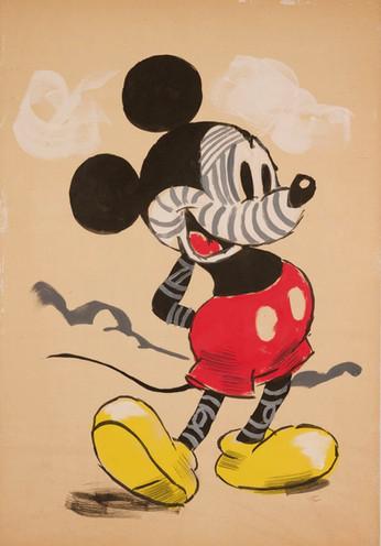 Tribal Mickey II