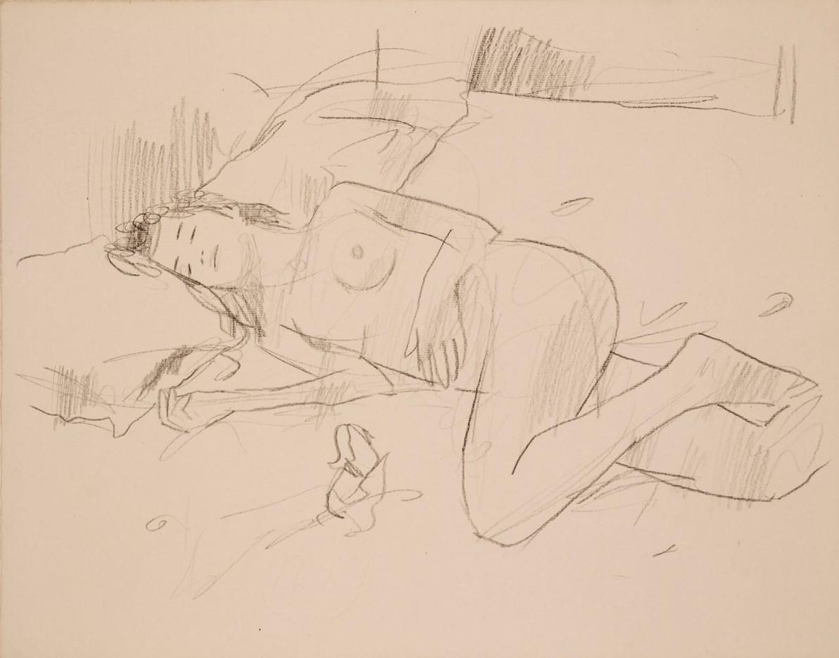 Mara reclining VI
