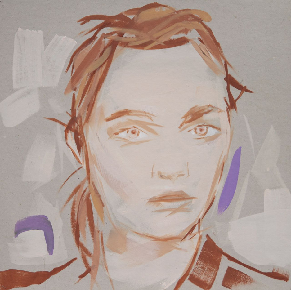 Portrait of Someone Unknown