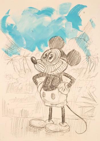 Tribal Mickey I