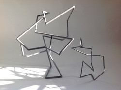 Organic Thought, maquette