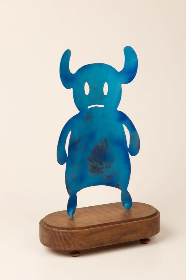 Little Monster on plinth
