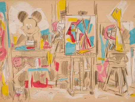 The Artists Studio