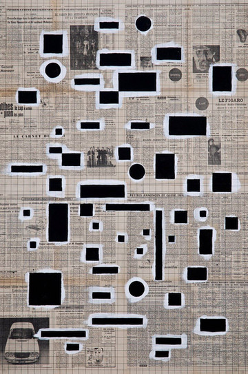 Newspaper Abstraction I