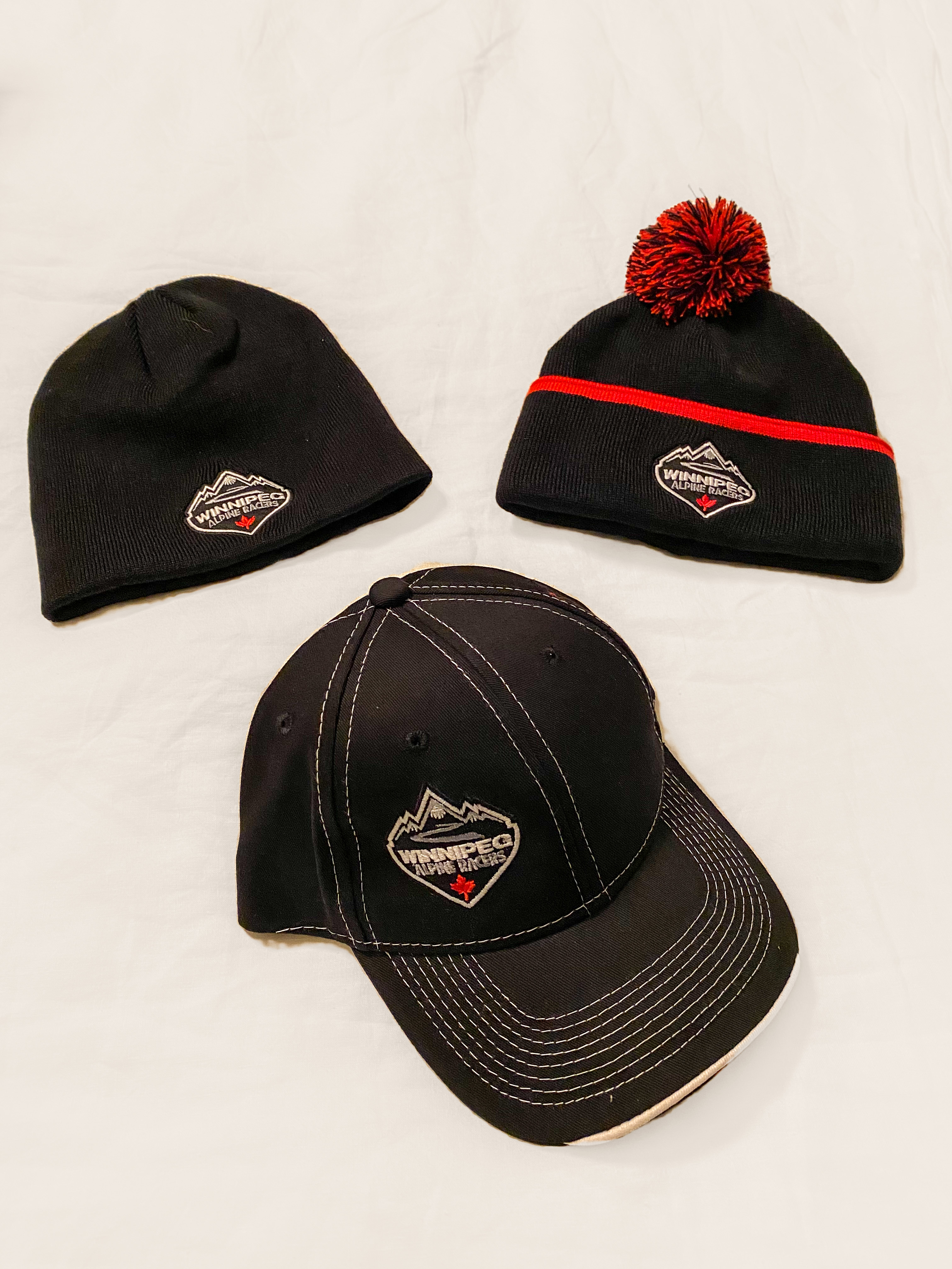 New! WAR Toques and Hats