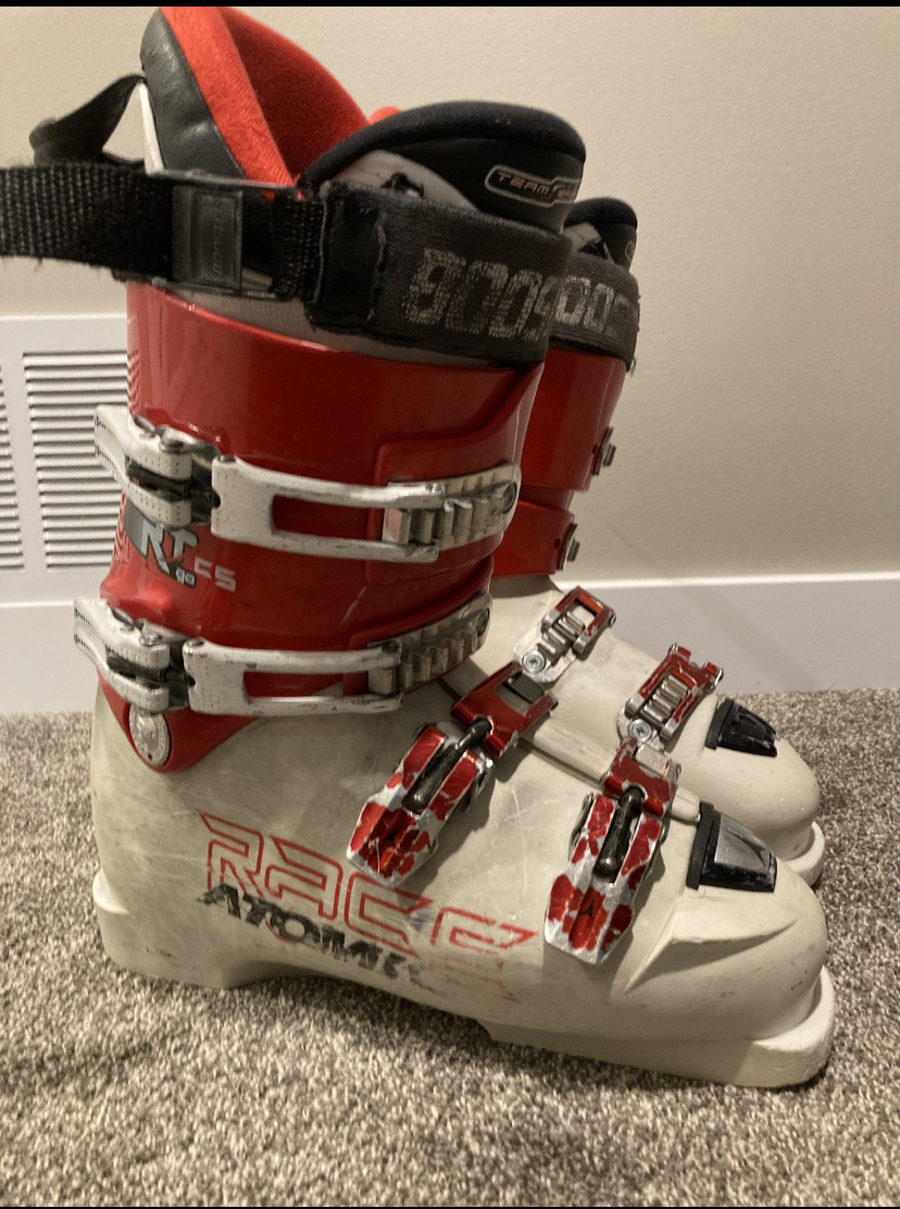 JR Atomic Race Boots