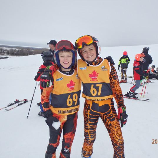 Ewan & Lance 2017