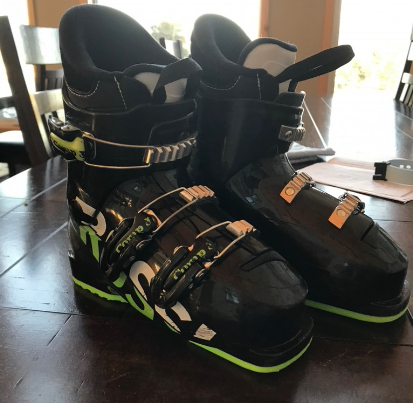 Rossignol Boots Size 3