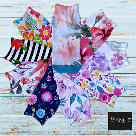 Calcetines Coleccion Flores