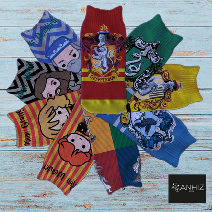 Calcetines Coleccion Harry Potter