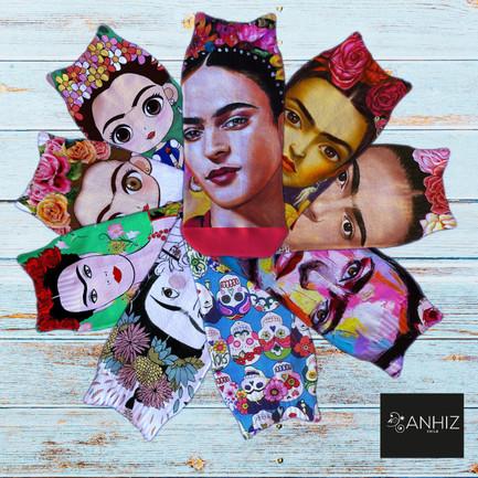 Calcetines Coleccion Frida