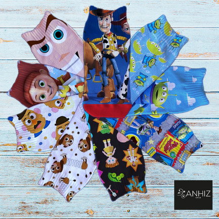 Calcetines Coleccion Toy Story