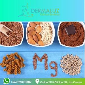 magnesio para la perdida de peso