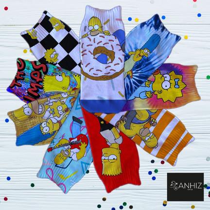 Calcetines Coleccion Simpsons