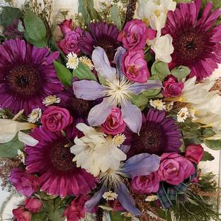 Preserved Wedding Bouquet