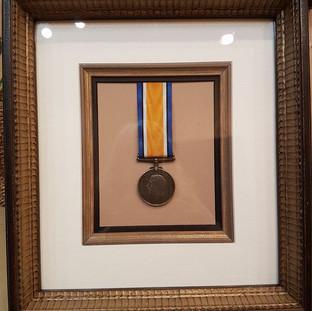 World war medal