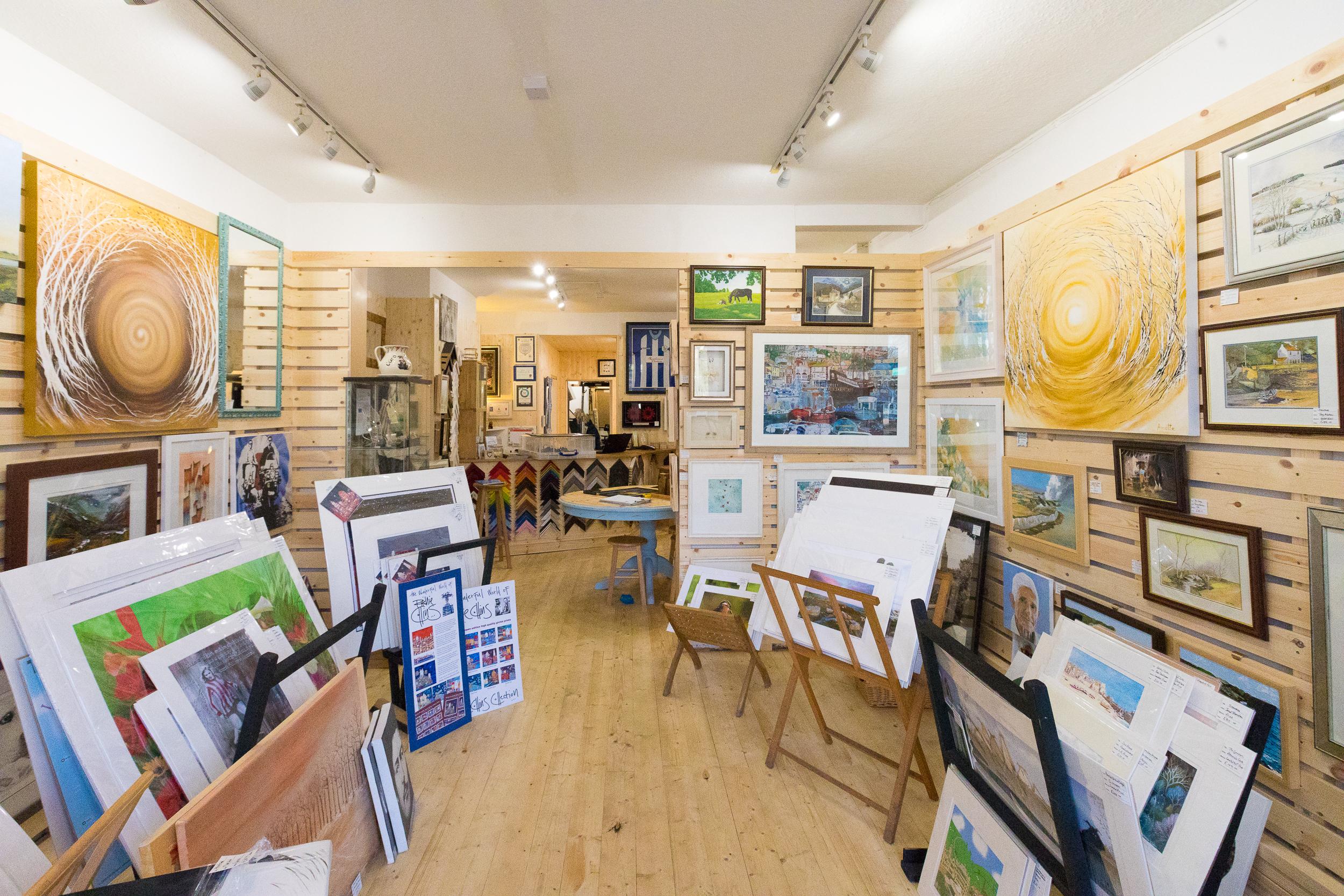 Curo Gallery