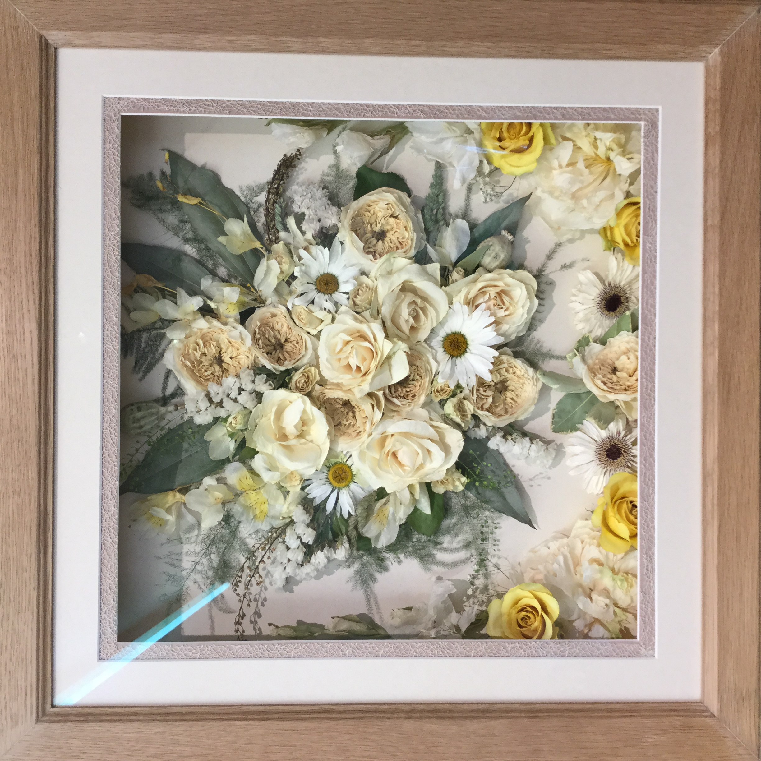 Curo Gallery Flower Preservation Framing Sheffied South Yorkshire