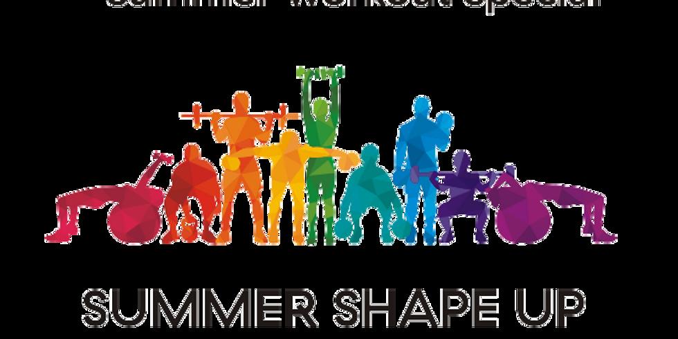 Summer Shape Up  10-week special!