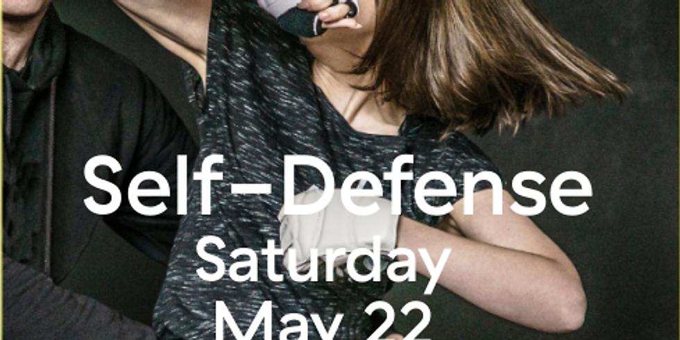 Self Defense Seminar - May 22