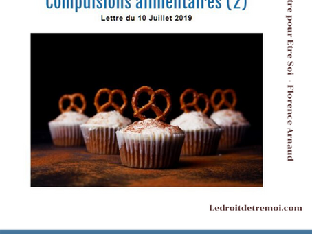 Compulsions alimentaires (2/2)