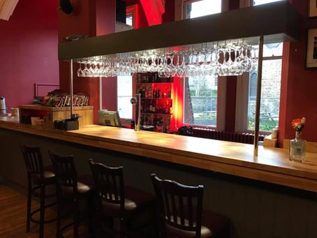 Reopening of 1815 Bar