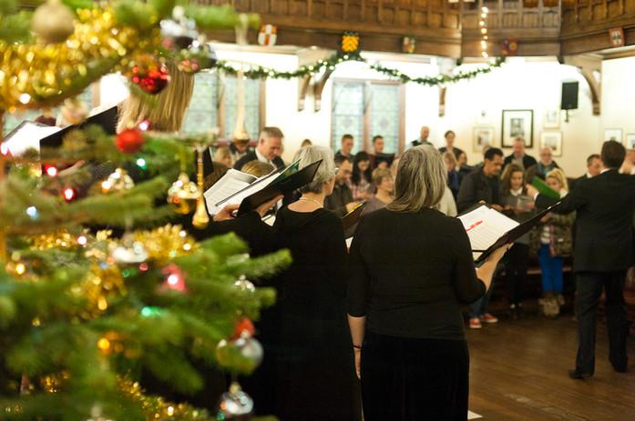 Christmas Cambridge Union
