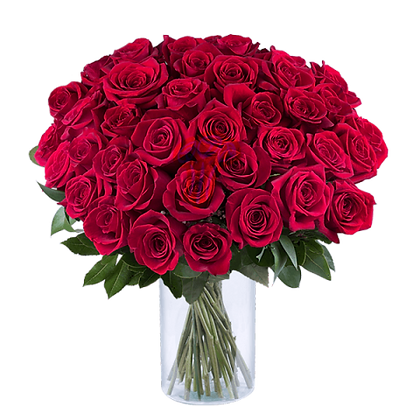39 Red Roses