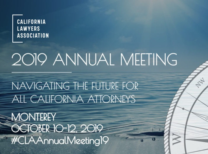 CLA Annual Sections Meeting
